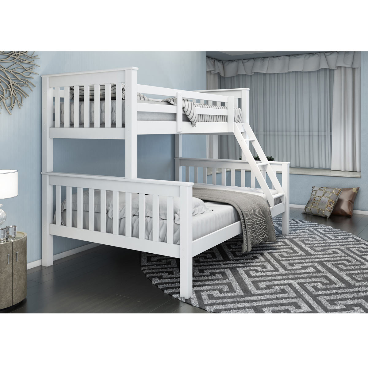 Halifax Trio Wooden Bunk Bed Better Bunk Beds Store