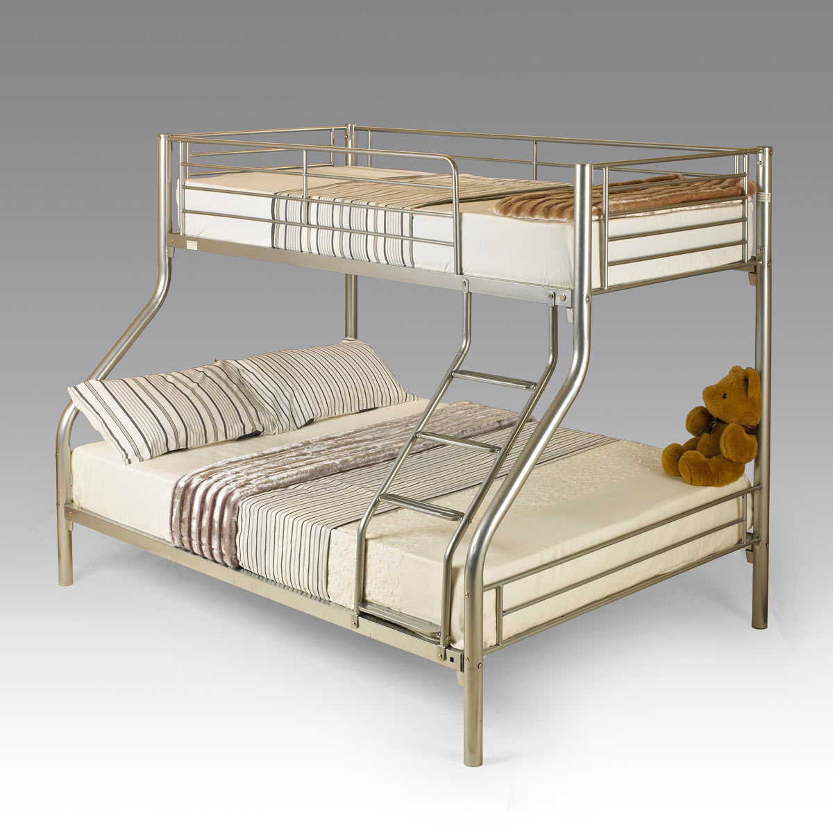 York Trio Metal Bunk Bed Better Bunk Beds Store