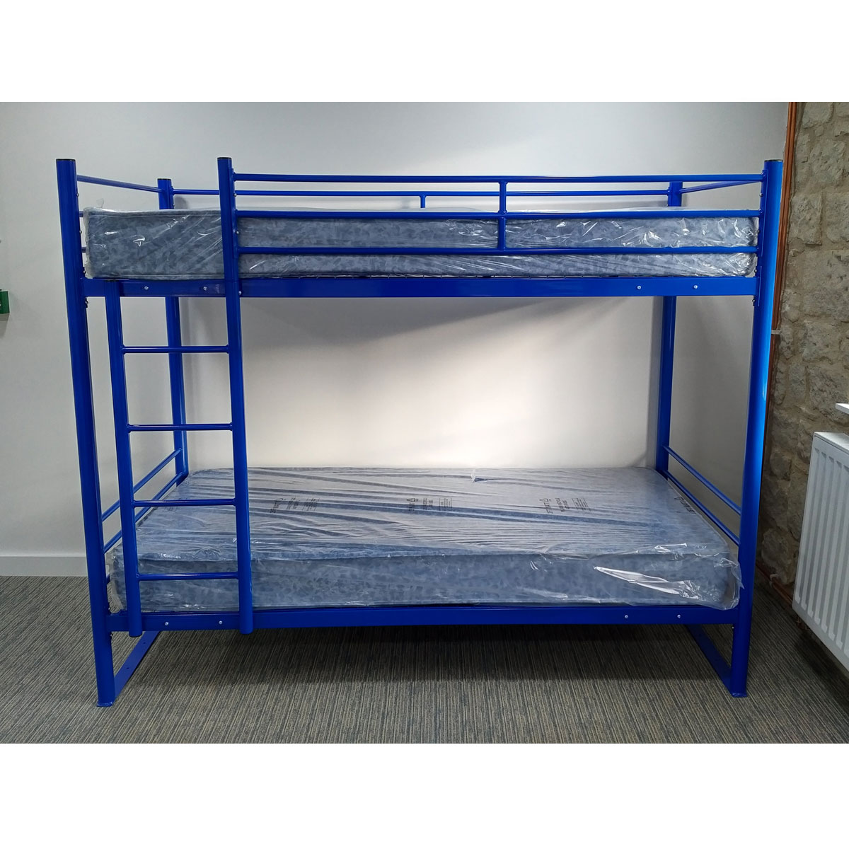 ultra heavy duty double bunk bed better bunk beds store. Black Bedroom Furniture Sets. Home Design Ideas
