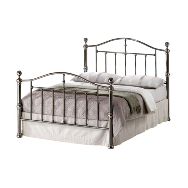Galphay Metal Bed