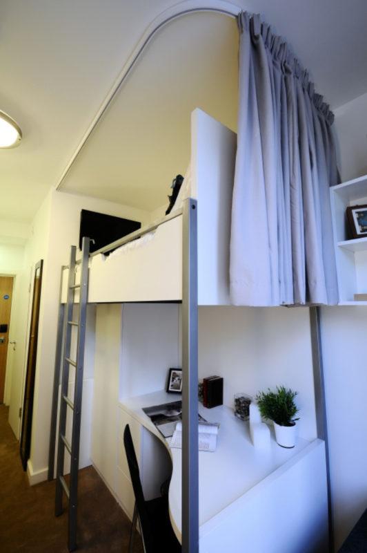 Bespoke Cabin Bunk Bed