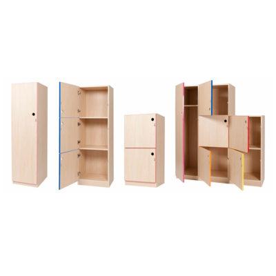 Wooden Lockers Better Bunk Beds