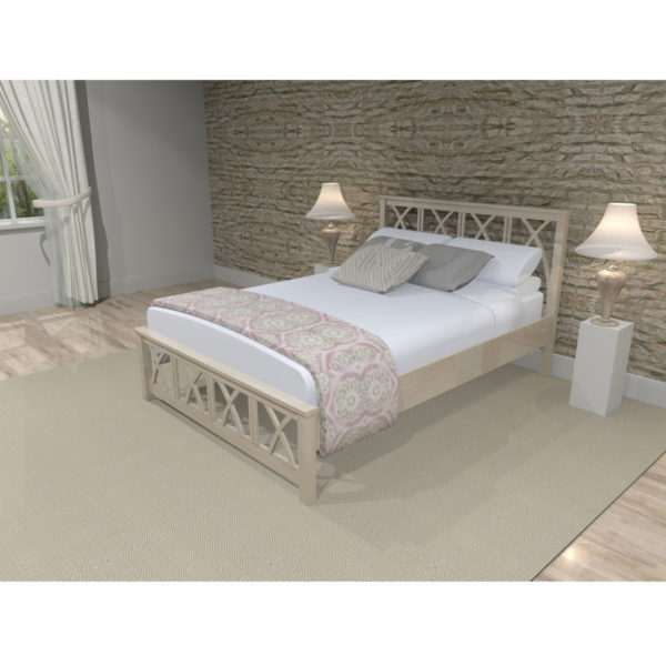 Richmond Wooden Bed