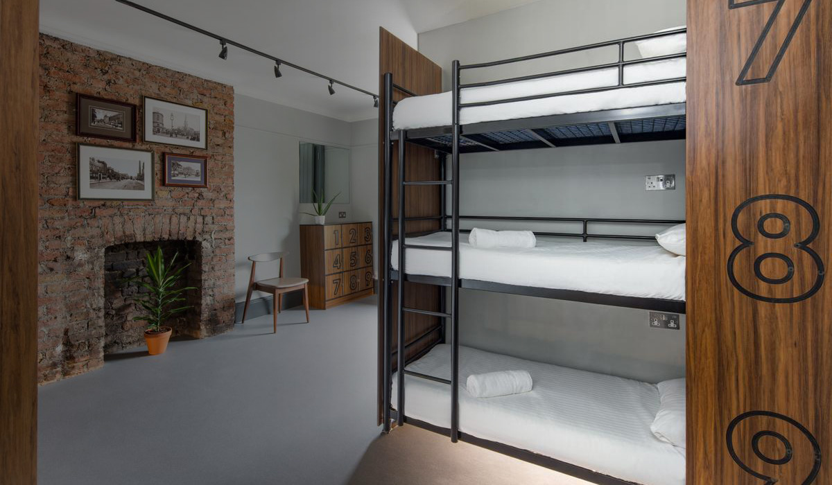 Ultra Heavy Duty Bunk Bed